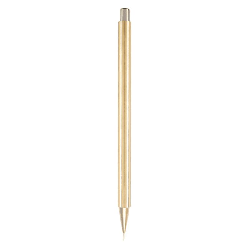 Hemingway Brass Brass Mechanical Pencil