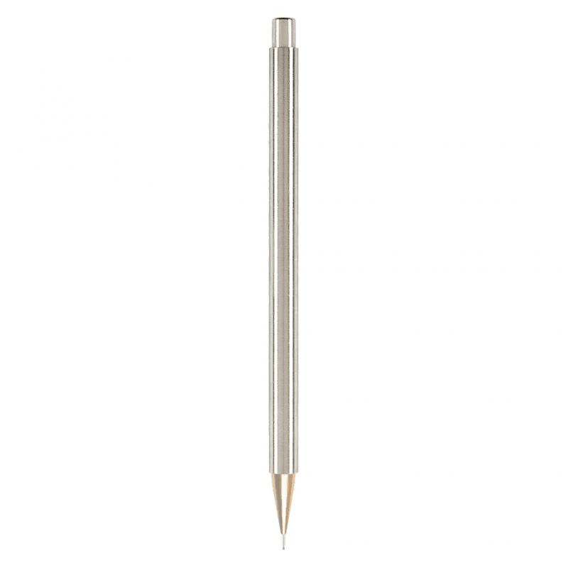 Hemingway Stainless Steel Brass Mechanical Pencil