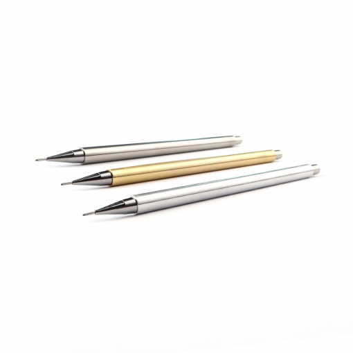 Metal Mechanical Pencil Set