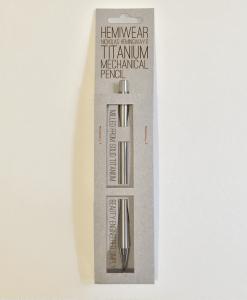 Hemiwear Hemingway Titanium Pencil