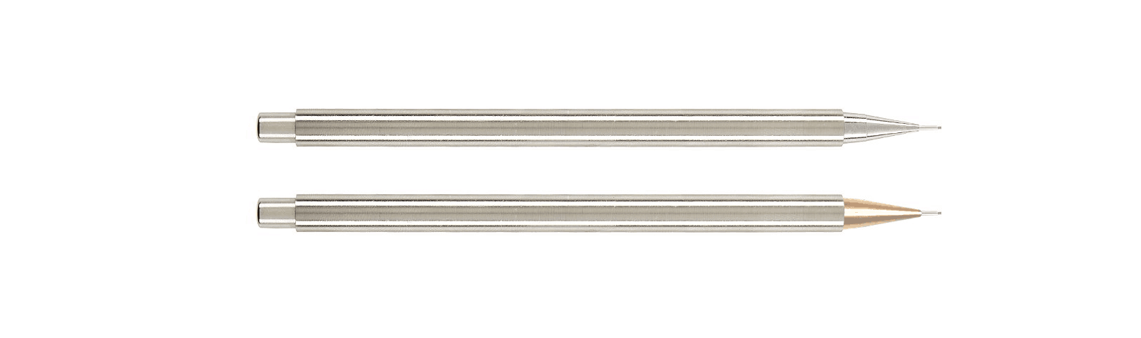 Hemingway Stainless Steel Mechanical Pencils