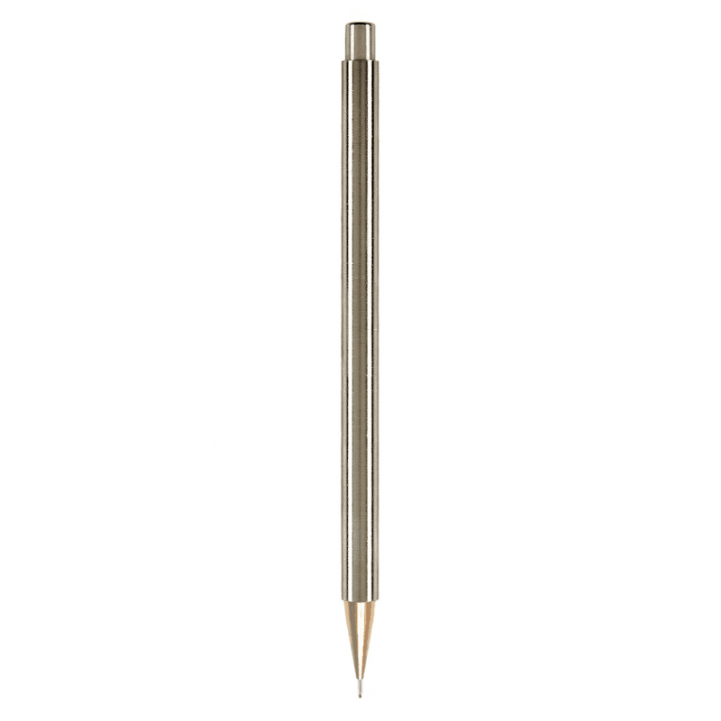 Hemingway Titanium Brass Mechanical Pencil