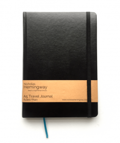 A5 Hemingway Travel Journal