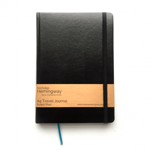 A5 Hemingway Travel Journal