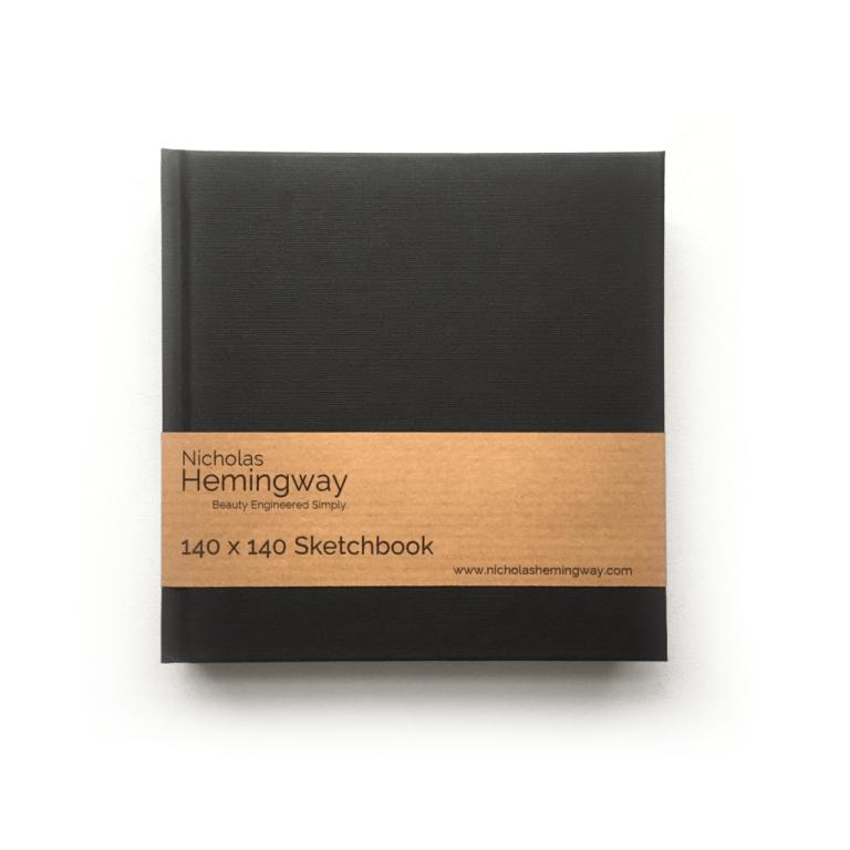 Small Hemingway Sketchbook