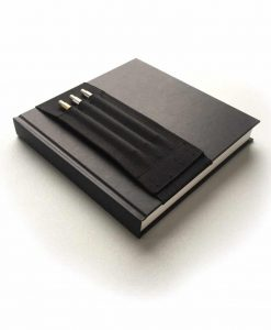Hemingway Sketchbook and Pencil Set with Pencil Holster