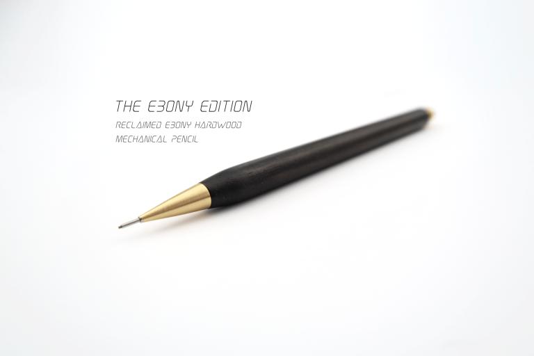 Ebony Mechanical Pencil