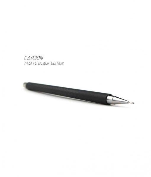 Matte Black Carbon Mechanical Pencil