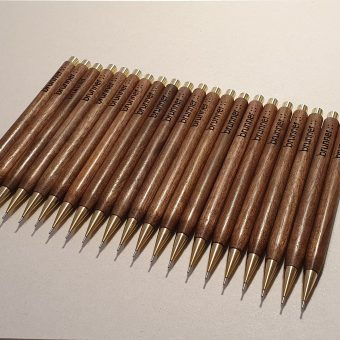 Hemingway Brunner Walnut Pencil 2