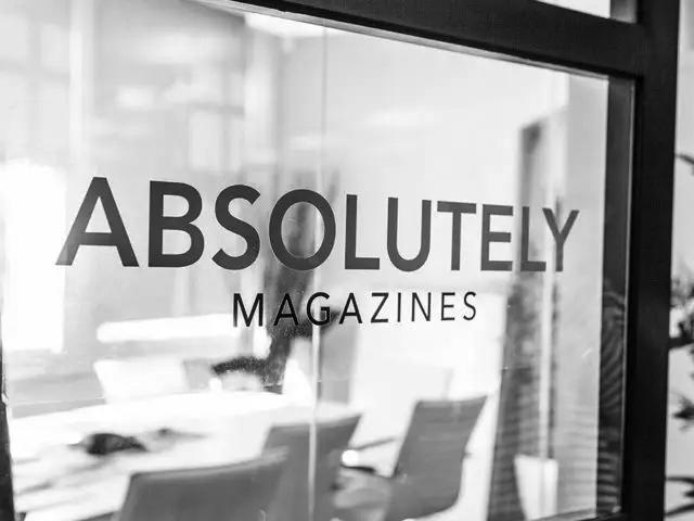 Absolutely magazine